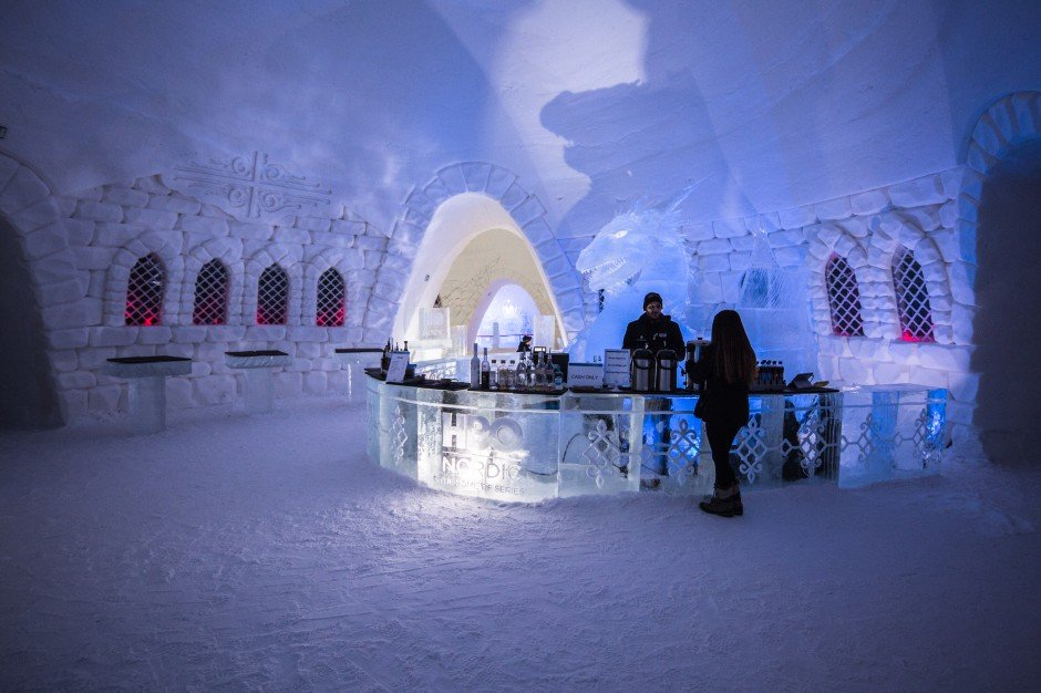 Snow Village Lapland Game of Thrones Gra o Tron 5