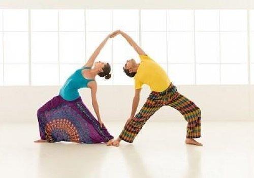 Taniec kontaktowy - harmonia duszy i ciała