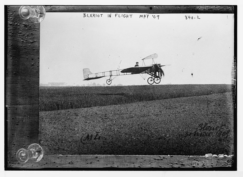 Bleriot Library of Congress